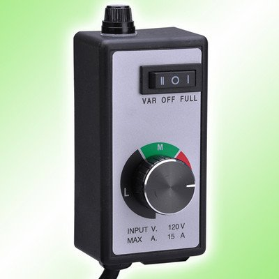 grow room fan speed controller